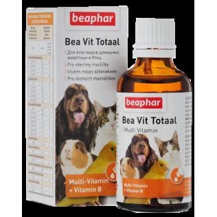 Beaphar Bea Vit Totaal. Для всех видов домашних животных и птиц