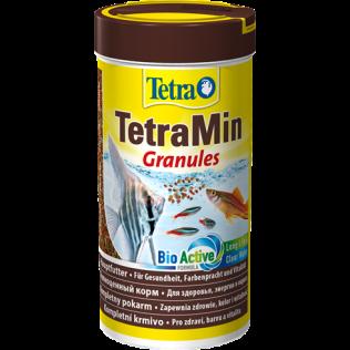 TetraMin Granules. Тетра корм для рыб гранулы 100гр/250мл