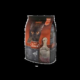 Leonardo Adult Duck. Леонардо для взрослых кошек с уткой (холистик) 400гр