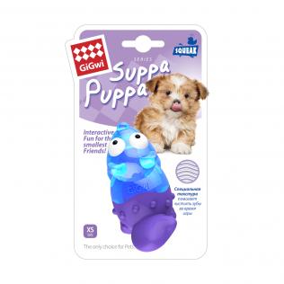 """GiGwi Dog Toys. ГиГви игрушка для собак """"Лиса с пищалкой"""" Арт75455"""