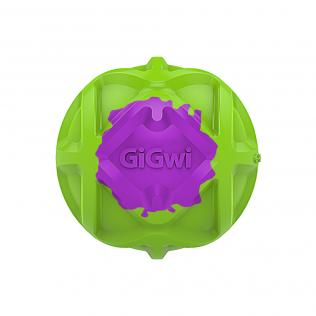 GiGwi G-Foamer. ГиГви мяч из вспененной  резины, 6,5 см АРТ.75457