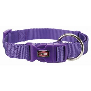 """Trixie """"Трикси"""" Ошейник фиолетовый для собак размера L-M 35-55см/20мм Арт.201621"""