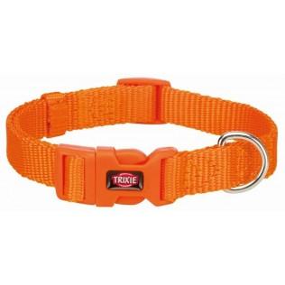 """TRIXIE """"Трикси"""" Ошейник оранжевый для собак размера S 25-40см/15мм №202218"""