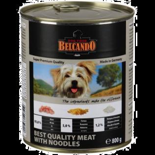 Belcando meat & noodles. Белкандо консервы для собак отборное мясо с лапшой, 800гр.