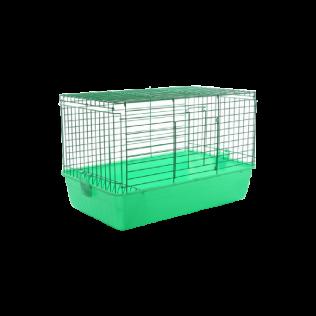 Клетка R1F для кроликов, морских свинок и шиншилл, 60*36*40см