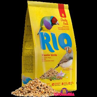 Rio Daily Feed Exotic birds. Рио основной рацион для экзотических птиц. 500 гр.