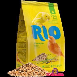 Rio Daily Feed Canaries. Рио основной корм для канареек. 500гр.