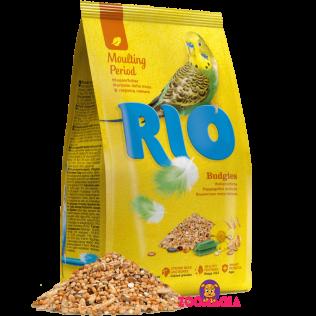 Rio Moulting Period Budgies. Рио основной рацион в период линьки для волнистых попугаев. 1000гр.