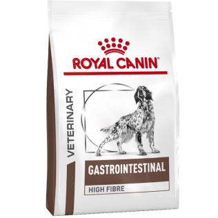 Royal Canin Veterinary Diet  Fibre Response Dog. Ветеринарная диета Роял Канин .  Сухой корм для собак с нарушением пищеварения. 2  кг.