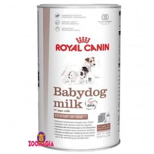 Заменитель сучьего молока Royal Canin Babydog Milk для щенков с рождения до момента отъёма (0-2мес), 400 г