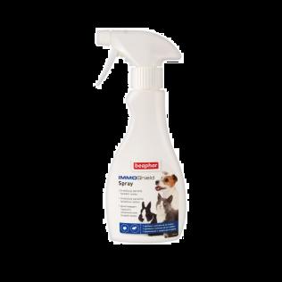 Beaphar Immo Shield Spray,спрей от паразитов для кошек, собак, грызунов и кроликов,250 мл.