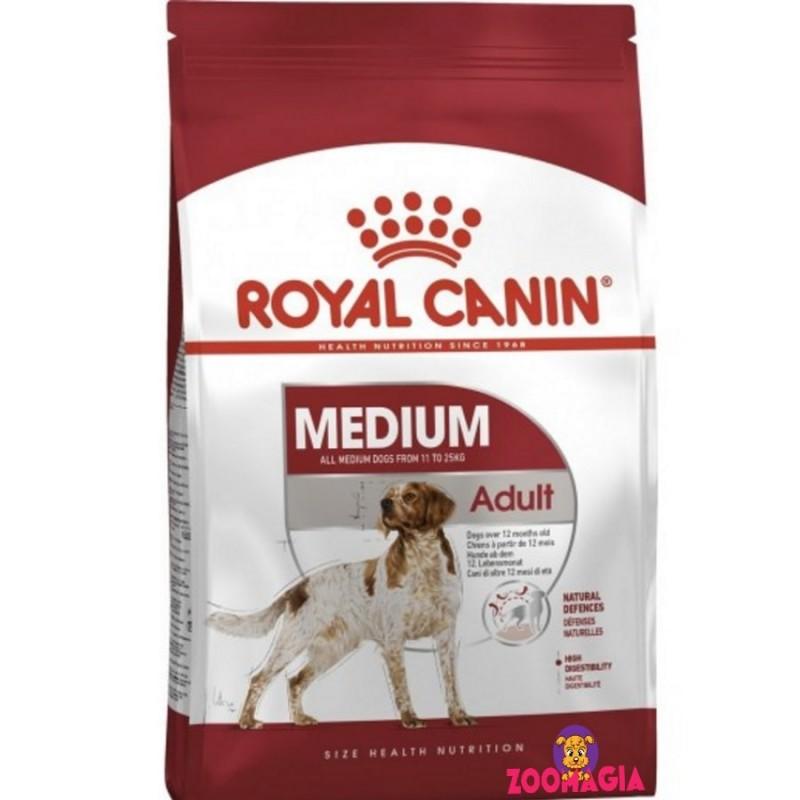 Корм для взрослых собак средних пород Royal Canin Medium Adult PRO, 15 кг